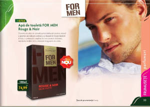 laurence dumont - for men doar prin Life Care